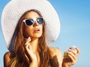 Làm đẹp - 8 mẹo vàng để da luôn đẹp ngày nắng gắt