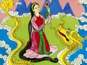 Làm mẹ - Truyện cổ tích: Sự tích núi Ngũ Hành