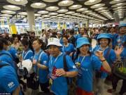 Tin tức - Tý phú Trung Quốc đưa 2.500 nhân viên đi du lịch Tây Ban Nha