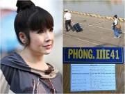 Làng sao - NSND Lan Hương trần tình việc bỏ đi Trường Sa vào phút chót