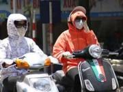 Tin tức - Miền Bắc nắng nóng giảm dần, Hà Nội cao nhất 35 độ C