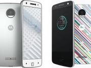 Eva Sành điệu - Smartphone Moto X4 của Motorola lộ ảnh với thiết kế kim loại cao cấp