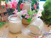 Bếp Eva - Sữa chua cà phê thưởng thức là mê