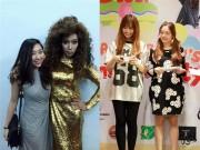 Làng sao - Bí mật về những cô em gái xinh đẹp chưa được biết đến của sao Việt