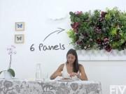 Nhà đẹp - Vườn rau treo trên tường thích hợp cho nhà phố