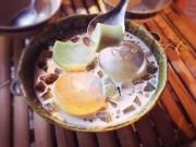 Bếp Eva - Ngày nóng, rớt nước miếng với flan thập cẩm phố Trần Bình Trọng