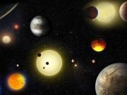 Tin tức - NASA phát hiện 550 hành tinh đất đá kiểu Trái Đất