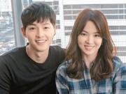 Làng sao - Song Joong Ki sẵn sàng hẹn hò bạn gái lớn tuổi