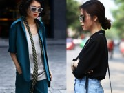 Thời trang - Đầu mùa hè, thiếu nữ Hà Nội chuộng đồ ngủ ra phố
