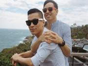 Làng sao - Adrian Anh Tuấn và Sơn Đoàn khoe ảnh kỷ niệm ngày cưới