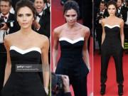 Thời trang - Fan tròn mắt vì Vic mặc quá đơn giản trên thảm đỏ Cannes