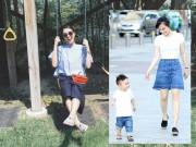 Thời trang - Trời nóng nực, sao Việt giải phóng đôi chân với giày bệt