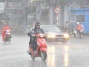 Tin tức - Hà Nội có mưa dông bất thường, đề phòng mưa đá