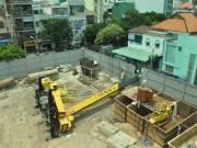 Tin tức - Nguyên nhân sập cần cẩu ở trung tâm Sài Gòn