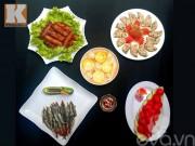 Bếp Eva - Bữa cơm ngon cho cả nhà thưởng thức