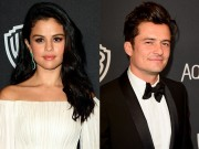 Làng sao - Orlando Bloom - Selena Gomez: Mối quan hệ