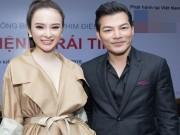 """Làng sao - Angela Phương Trinh đóng cặp với """"người tình tin đồn"""" Trần Bảo Sơn"""