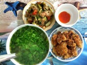 Món ngon nhà mình - Bữa cơm sinh viên ngày hè - MN34889