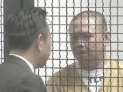 Minh Béo cạo trọc đầu, xuất hiện chớp nhoáng tại tòa