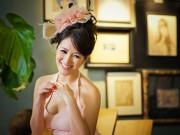 Thời trang - Diva Hồng Nhung lạc bước vào vườn địa đàng