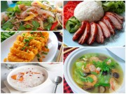 Bếp Eva - Bữa cơm hấp dẫn cho ngày hè