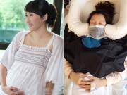 Bà bầu - Hành trình mang bầu khổ cực của 4 mỹ nhân Hoa ngữ