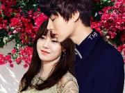"""Làng sao - Ahn Jae Hyun tự thiết kế đồ cưới cho người đẹp """"Vườn sao băng"""""""
