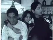 Làng sao - Song Joong Ki khoe ảnh thân thiết bên Song Hye Kyo