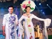 Thời trang cưới - Phan Thị Mơ kiều diễm với áo dài cưới