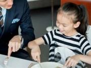 Tin tức - Trẻ em Thượng Hải học ăn theo cách nhà giàu