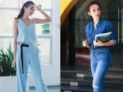 Thời trang - Angela Phương Trinh, Thanh Hằng khéo chọn màu dịu mắt