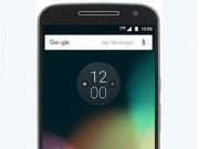 Eva Sành điệu - Smartphone giá rẻ Moto E3 bất ngờ xuất hiện