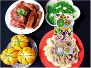 Bếp Eva - Lộ diện chủ nhân tuần 2 cuộc thi Bữa cơm ngày hè