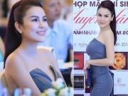 Thời trang - Á hậu Phương Lê sexy tột độ khi làm giám khảo