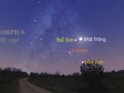 Tin tức - Ngày 30/5, Sao Hỏa gần Trái Đất nhất 11 năm qua