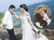 Làng sao - Quang Tuấn - Linh Phi khoe ảnh cưới đậm chất cổ tích