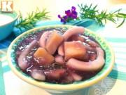 Bếp Eva - Chè khoai môn dừa non vừa ngon vừa mát