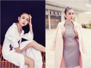 Ảnh đẹp Eva - Hà Minh Ngọc sành điệu, quyến rũ khi xuống phố