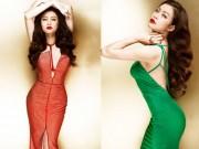 Làm đẹp - Ngắm thân hình sexy siêu gợi cảm của Hoàng Thùy Linh