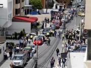 Tin tức - Ecuador lại hứng chịu động đất kinh hoàng, 85 người bị thương