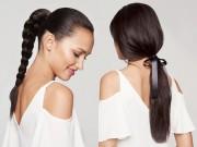 Làm đẹp - Nâng cấp kiểu tóc buộc đuôi ngựa vừa điệu vừa xinh