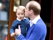 Chiêu 'bình dân' dỗ con nín khóc, ngủ liền của Hoàng tử Anh