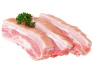 Bếp Eva - Phân biệt thịt lợn sạch với thịt lợn có chứa chất tạo nạc