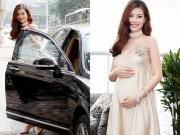 Làng sao - Diễm Trang được chồng đưa đón bằng xế hộp hơn 10 tỷ đồng