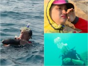 Bạn trai cũ Hương Giang Idol một mình lênh đênh trên biển 5 tiếng đồng hồ