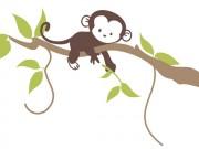 Làm mẹ - Truyện cổ tích: Sự tích con khỉ
