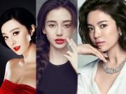 Làm đẹp - Những cặp môi ngọt ngào nhất làng giải trí châu Á