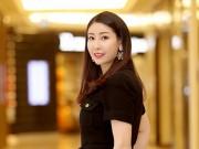 """Làng sao - Hoa hậu Hà Kiều Anh tái xuất rạng rỡ sau thời gian """"ở ẩn"""""""