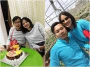 """""""Gái quê"""" Lê Thị Phương hạnh phúc đón sinh nhật bên chồng sắp cưới"""