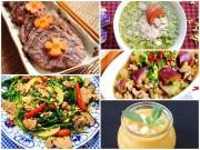 Bếp Eva - Bữa cơm chiều cuối tuần đầy hấp dẫn